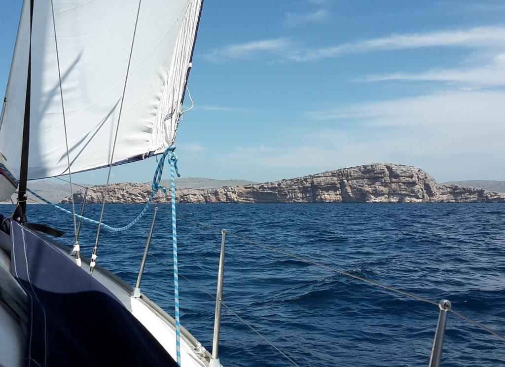 kajuitjachtzeilen middellandse zee