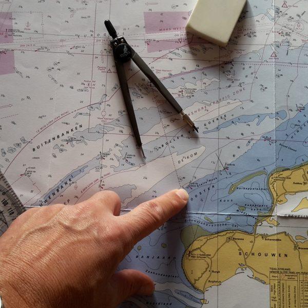kust navigatie